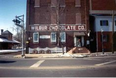 Wilbur Chocolate Company Lititz Lancaster County PA