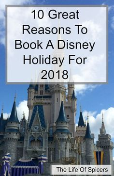 when is the right time to book a walt disney world holiday for 2018? Disney have just released their free dining offer which makes now a great time