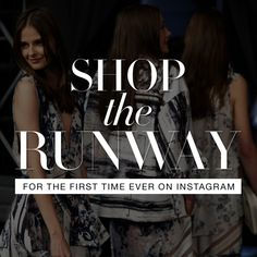 """Are you ready to shop your favorite NYFW Instagrams? BCBGMAXAZRIA is excited to announce an exclusive partnership with LIKEtoKNOW.it taking place live during the BCBGMAXAZRIA Runway Spring 2015 presentation at New York Fashion Week on Thursday, September 4th at 7am PDT / 10am EDT. For the first time ever, you can immediately shop the BCBGMAXAZRIA Runway Show live on Instagram by """"Liking"""" your favorite runway shots posted by some of you favorite publications, celebrities and fashion influencers."""