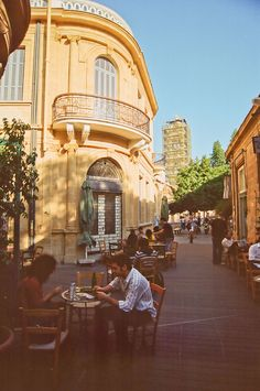 Kala Kathoumena Coffee Shop, Ledra Street, Nicosia, Cyprus