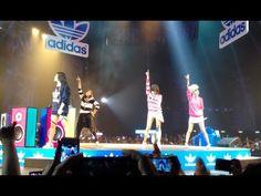 2NE1 in Hong Kong! ADIDAS Unite All Originals concert!