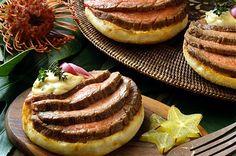 Maui Steak Muffins