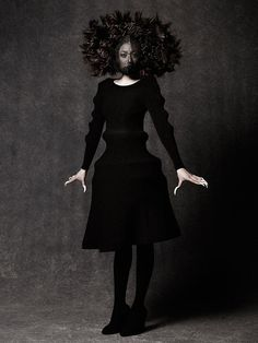 Amazing Avant-Garde Hairstyles by Peter Gray | DeMilked