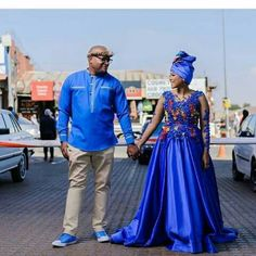 My wedding Day African Wedding Attire, African Attire, African Wear, African Dress, African Traditional Wear, African Traditional Wedding Dress, Tsonga Traditional Dresses, Traditional Outfits, African Print Fashion