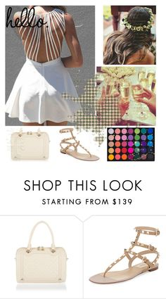 """Untitled #382"" by divadayana on Polyvore featuring Moschino, Valentino, women's clothing, women's fashion, women, female, woman, misses and juniors"