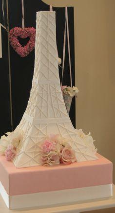 paris theme weddings | the graceful baker: Bliss Wedding Show