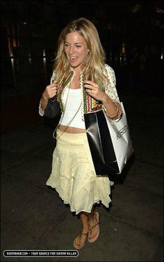 Sienna Miller 2005