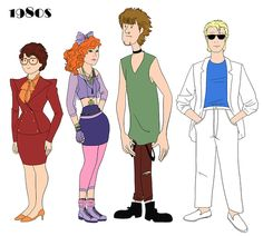 The Evolving Fashion Styles Of The 'Scooby Doo' Gang Over The Years - DesignTAXI.com