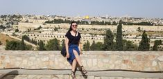 The Traveling Girls - Sabrina Gilmour in Israel