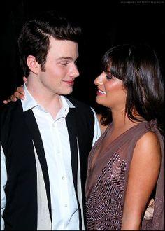 Lea and Chris