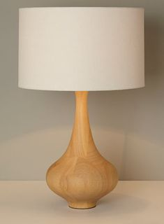 wood table lamps living room. Asa wooden table lamp New Lily drop  Living room Pinterest Products