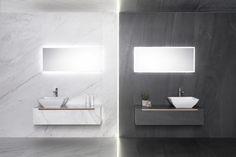 Descubre el nuevo mobiliario de baño,TILE. Aúna la calidad del equipamiento de baño de Noken con el resistente, a la vez que ligero, XLIGHT Premium de URBATEK – PORCELANOSA GRUPO. #PORCELANOSA #porcelaintiles #interiordesign #interior #homedesign #design #marble #marbre    #Bathroom #wall #walldecor #furniture #ceramics #ceramica #porcelain