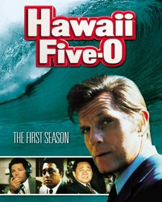 Hawaii Five-0 (1968-1980) - Everybody remembers the opening music.