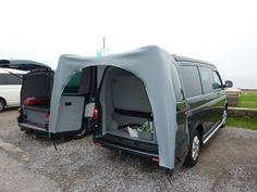 Rear Canopy/Awnining Over Barn Doors - Page 4 - VW T4 Forum - VW T5 Forum