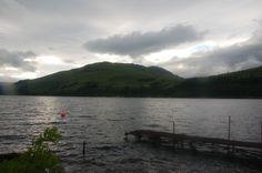 Loch Earn Scotland