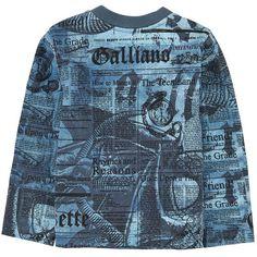 John Galliano Kids - Cotton jersey Tee - 137735