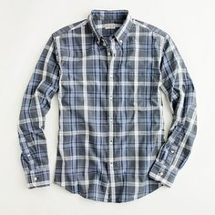 1a6dadc8ec8 Factory button-down washed shirt in Canby plaid - Jcrew Factory