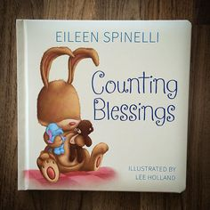 """If you're looking for a simple yet sweet board book for a little one in your life this one's for you. """"Counting Blessings"""" is an invite to all of us to open our eyes and our hearts to the blessings that exist each and every day. If we're going to count something let's count the things that truly matter. This simple practice of #gratitude will leave you feeling a whole lot richer.  And as the folks @scotiabank say """"you're richer than you think."""" @harpercollinsus #1000gifts #books"""