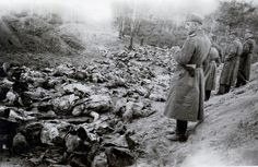 This year marks the 75th anniversary of the Katyn crime. In April 1940, on the orders of Stalin, NKVD murdered about 22,000 Polish soldiers mainly officers, policemen and intellectuals. All of them died from a shot in the back of the head, their hands were tied, their bodies were buried in mass graves in the vicinity of, inter alia, Kharkov and Smolensk. Over the years, the Soviet Union tried to conceal his responsibility for this terrible crime, blaming the Germans who discovered the graves.