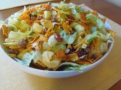 The Secret to Having it All.........: Taco Salad
