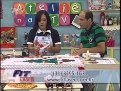 Ateliê na Tv - Tv Século - 31-10-12