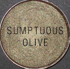 MAC Sumptuous Olive