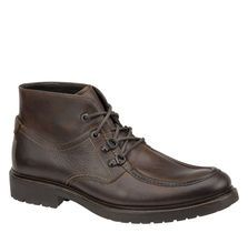 New shoes!!    Johnston and Murphy - Watts Moc Toe Boot