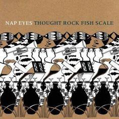 Nap Eyes Thought Rock Fish Scale Vinyl LP