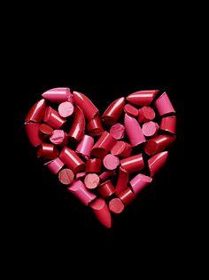 ♥Lipstick Heart