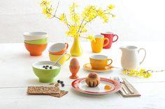 Farbenfroher Frühling mit Pronto Colore, KAHLA Porzellan