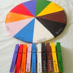Perfect way to learn colors