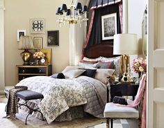 ralph lauren dark gray bedding bedroom ideas - Google Search