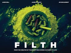 Filth Talenthouse Limited Edition Poster Competition