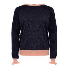 Valla Bluse i blå fra Neo Noir - 3 farver online - Køb Neo Noir her med fri fragt! Image Descriptions, Men Sweater, Product Description, Pullover, Sweaters, Fashion, Fences, Black People, Blouse