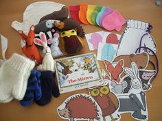 These are the links to the tot bags that I have created based on children's literature for my son Kaleb. He is all most two years old and...