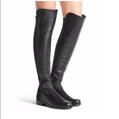 6700cd0651ed Stuart Weitzman 5050 over the knee leather boots