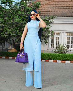 Long Dress Fashion, High Fashion Outfits, Skirt Fashion, Classy Dress, Classy Outfits, Chic Outfits, Latest African Fashion Dresses, African Dresses For Women, Lace Dress Styles