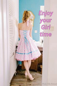 in a pretty dress facing the wall, while MASTER PAUL fucks my wife 50s Dresses, Pretty Dresses, Girls Dresses, Summer Dresses, Satin Dresses, Girly Captions, Tg Captions, Petticoated Boys, Girly Girl Outfits