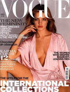 Vogue Uk 2004, Natalia Vodianova