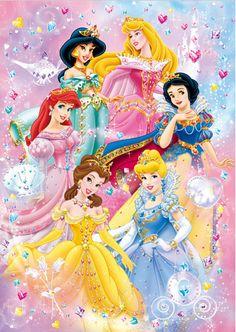 Disney Princess Jewels