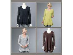 Schnittmuster Vogue 8691 Shirt - Schnittmuster Tops & Blusen - im Online-Shop günstig kaufen