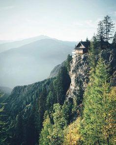 Dolomitenhütte In Osttirol, na Áustria=Coleção impressionante de fotos da Europa por Patrick Monatsberger