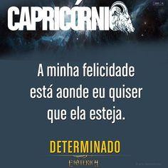 #capricornio #capricórnio #determinação #determinacao #determinado #frase #frases #pensamento…