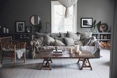 Living Room Colors, Simple House, Interior Inspiration, Living Area, Sweet Home, House Design, Interior Design, Bedroom, Furniture