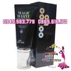 Magic white cream