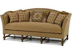 wesley hall furniture | Wesley Hall Living Room Sofa 1822-90 at Hickory Furniture Mart and ...