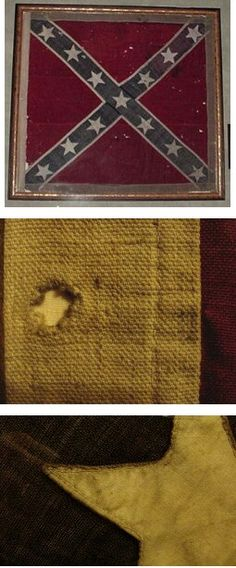 This extraordinary artifact, the most desirable of all historical artifacts, of the War Between the States was discovered in a Pennsylvania antique store in 1978 by a prominent Confederate collector. The most widely recognized Confederate flag is the battle flag. It was the most treasured flag to the men who followed it. To today's collector, it is the most admired and sought after Confederate flag. Following its folds, several hundred thousand men died, and hundreds of thousands more were…