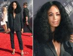 Solange Knowles In H&M Studio Collection - 2014 MTV Video Music Awards #VMA