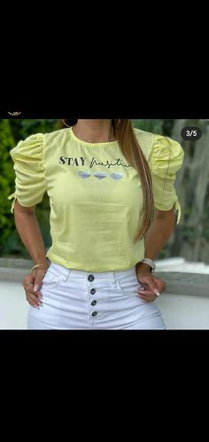 White Shorts, Women, Fashion, Blouses, Moda, Fashion Styles, Fashion Illustrations, Woman