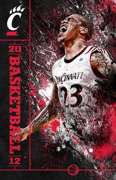 Cincinnati Bearcats Basketball 2012. Sean Kilpatrick.